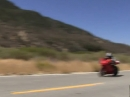 Motorrad Vollgas Flyby Konzert - Benzin abfackeln