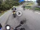 Schande Motorrad vs. Rennrad: Anfänger? Falsches Hobby?
