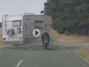 Motorrad vs Landstraße -  The Perfect Ride - Unfallverhütung - geil gemacht