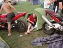 Motorrad Wecker: Blitzartig aus dem Traum geschossen - Guten Morgen