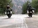 Motorrad Weltreise - Time to Ride - Bettina und Helmut mit Transalps rund um die Kugel