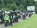 Motorrad Weltreise, Vorbereitung und die ersten Kilometer mit Timetoride