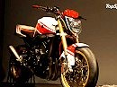 Motorrad Yamaha FZ1 Abarth Asetto Corse - schöner Umbau