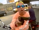 Motorraddiebstahl in Sao Paulo - Wilder Westen - unglaublich