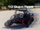 Besser Motorradfahren: 10 QuickTipps zum direkten Umsetzen von Chain Brothers
