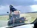 Motorradfahren ist fürn Arsch oder: lass die Hämoriden jubeln ...