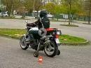 Motorradfahren mit Behinderung / Querschnittgelähmt Motorradfahren - no limits