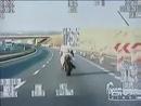Strike! Motorradfahrer bringt Punktekonto zum überlaufen :-)