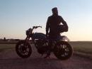 Motorradfahrer Jens Kuck - Geiles Vid von Wrangler Europe and Leatherman