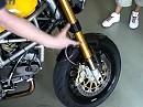 Motorradfahrwerk - Grundeinstellung, Negativfederweg, Basiseinstellung
