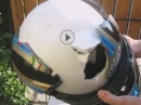 Motorradhelm Test: Markenhelm vs. billigem Chinakrempel - Beeindruckend