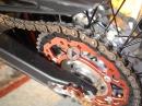 Motorradkette: Gute Kette vs.schlechte Kette Tutorial von Jens Kuck