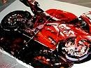 Motorradkunst: Ducati 999 - Moo Chew Wong's interpretation