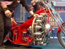 Motorradmesse Custombike 2013: 06. - 08.12.2013 Bad Salzuflen