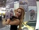 Motorradmesse - da ist für jeden was dabei, sagt sich auch die Polizei