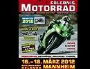 Motorradmesse ERLEBNIS MOTORRAD vom 16. - 18. März 2012