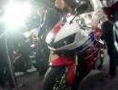 Motorradmesse Leipzig 2013 - Stand Honda