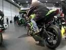 Motorradmesse Leipzig 2013 - Stand Kawasaki