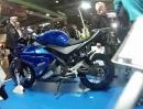 Motorradmesse Leipzig 2013 - Stand Yamaha