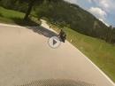 Motorradparadies Kalte Kuchl: Kawasaki ZX10R, Honda Fireblade SC59 & Ducati Streetfighter S
