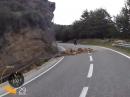 Motorradregion Berga (Katalonien) nach Sant Llorenc de Morunys