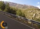 Col de Boixols - Motorradregion Berga, Katalonien