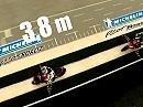 Motorradreifen: Michelin Pilot Road 3 Überragende Haftung auf Nässe