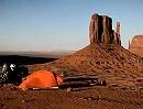 Abenteuer Nordamerika Motorradreise: Monument Valley, Arizona - Hammer Bilder