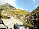 Motorradreise Col du Mont Cenis / Colle del Moncenisio, Frankreich, Italien