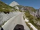 Motorradreise das italienische Friaul und das angrenzende Slowenien. - Super!