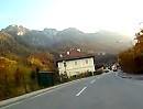 Motorradreise: Hackwald, Salzburger Land, Österreich