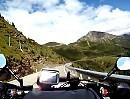 Motorradreise: Jaufenpass, Passo Giovo, Südtirol, Italien