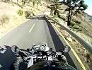Motorradreise Ostseite La Palma, Kanaren, Richtung Santa Cruz