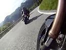 Motorradreise: Plöckenpass / Passo di Monte Croce Carnico / Mont di Crôs