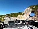 Motorradreise: Westrampe Passo di Croce Domini, Lombardei, Italien