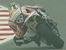 Motorradrennsport ist sexy: Hiroshi Aoyama MotoGP Super Slowmotion - Perfect Lap