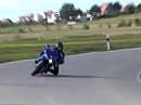 Motorradsaison 2009 - ein Rückblick - Man sieht es hat höllisch Spaß gemacht (Red.)