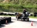 Motorradslalom Kronau 2007