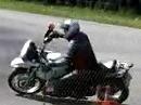 Motorradslalom Nußloch 2011