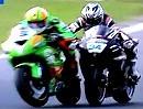 Motorradsport ist Kontaktsport - Beinharte Zweikämpfe in der BSB
