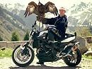 Motorradstunt: Chris Pfeiffer - Almaty, Medeo, Kasachstan
