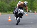 Motorradstunt: die hohe Kunst - 6 Minuten zum genießen - moto kaskader