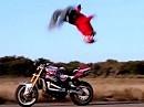 Motorradstunt: Jorian Ponomareff - Ride your passion - einer der Besten!