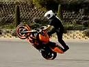 Motorradstunt: Switch Riders - Driver: Blade - sehr geil gemachtes Stuntvideo