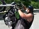 Motorradstunt: Ultimate burning - abgefahren und coole Mucke!