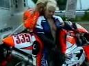 Motorradstunt - Wehe wenn sie losgelassen - ziemlich abgefahree Stunts