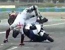 Motorradstunts crazy und abgefahren - Rückwärtssalto include - Geile Show