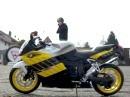 Motorradtest BMW K1200S im Motorradschutzgebiet :-)