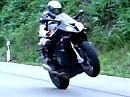 Motorradtest Straße: BMW S1000RR geile Aktion von ps-online.de