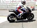 Motorradtest Honda MotoGP 1000ccm - hört sich arg böse an ....